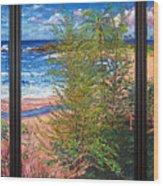 Fishermen's Paradise Wood Print