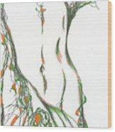figure. 16 March, 2015 Wood Print