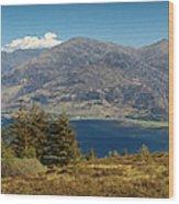 Five Sisters Of Kintail Wood Print