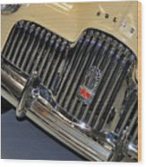 Fj Holden - Front End - Grill Wood Print