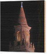 Flagler College Wood Print