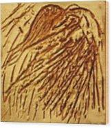 Flamenco - Tile Wood Print