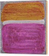 Flashback Wood Print