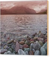 Flathead Lake 7  Wood Print