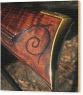 Flintlock Wood Print