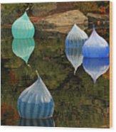 Float Wood Print