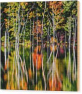 Flood Wood Print