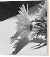 Floral No2 Wood Print