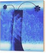 Floral Wonder 8 Wood Print