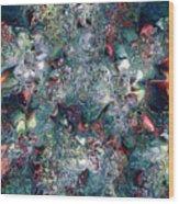 Floralia Wood Print