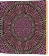 Florametric Flotation-6 Wood Print