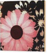 Florecer Florish Wood Print