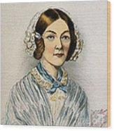 Florence Nightingale, Nurse Wood Print
