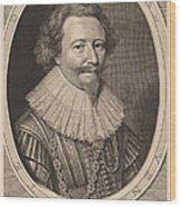 Florent II, Count Of Pallandt Wood Print