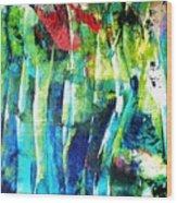 Floresta Amazonica Wood Print