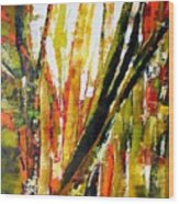 Floresta Vi Wood Print