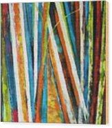 Floresta Vii Wood Print