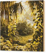 Florida Dream Wood Print