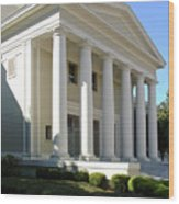 Florida Supreme Court Wood Print