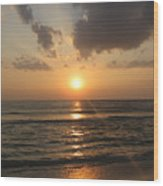 Florida's West Coast - Clearwater Beach Wood Print