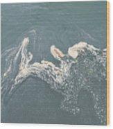 Flotsam Wood Print