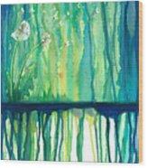 Flower #2 Wood Print