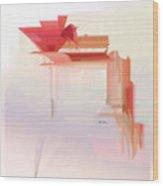 Flower 9322 Wood Print