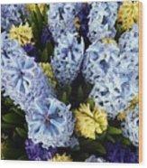 Fragrance Of Spring Wood Print