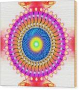 Flower Of Bliss Wood Print