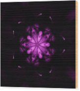 Flower Of Life Wood Print