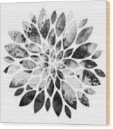 Flower Painting 3 Wood Print