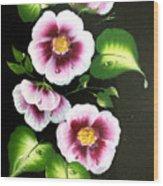 Flowers 27 Wood Print