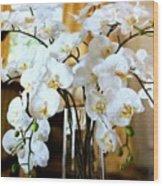 Flowers 3 Wood Print