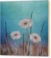 Flowers For Eternity 2 Wood Print