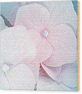 Flowers Seasonal Wood Print