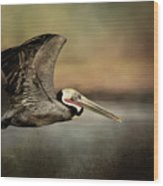 Fly Away Home Wood Print
