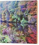 Foatie Of Photo Wood Print
