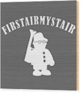 Foerstermeister - Easy Learning German Language Wood Print