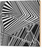 Folderol Wood Print