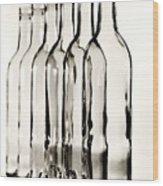 Follow The Leader No. 2 Wood Print by Joe Bonita