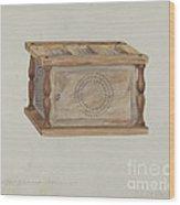 Foot Warmer Wood Print