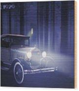 Ford 1929 Wood Print