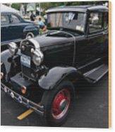 Ford 2102 Wood Print