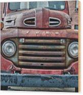 Ford 4623 Wood Print