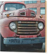 Ford 4625 Wood Print