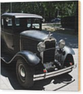 Ford A 1931 Wood Print