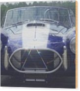 Ford Cobra Wood Print
