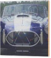 Ford Cobra Wood Print