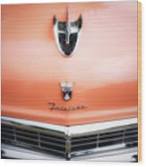 Ford Fairlane #2 Wood Print