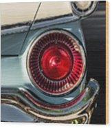 Ford Fairlane 500 Wood Print